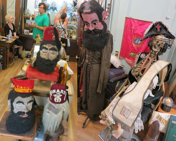 oddities guest star, new york, nyc antiques