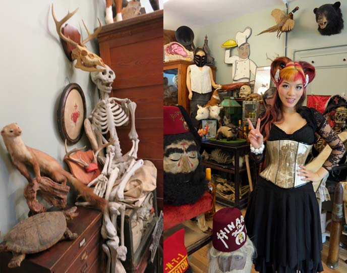 wilde hunt corsets, goth girl hair, gothic makeup, goth tv show
