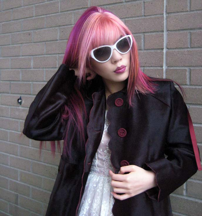 pastel goth, Dolce and Gabbana 6064 Sunglasses, D&G sunglasses