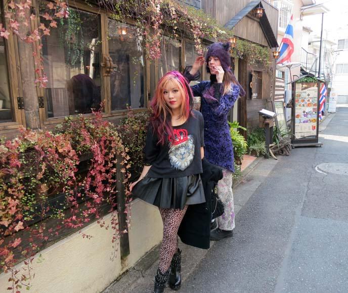 tokyo blogger, street style magazine snaps