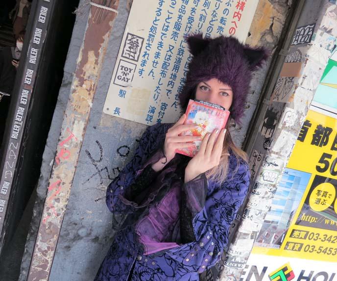 japanese manga, tokyo graffiti, stickers
