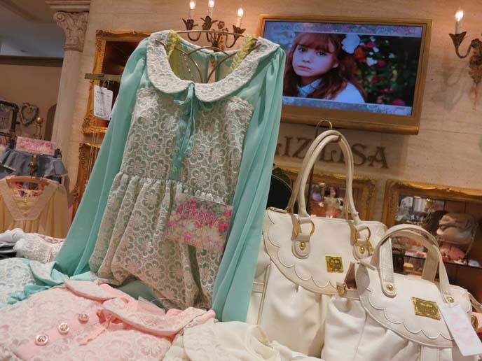 liz lisa, mori dress, gyaru clothing