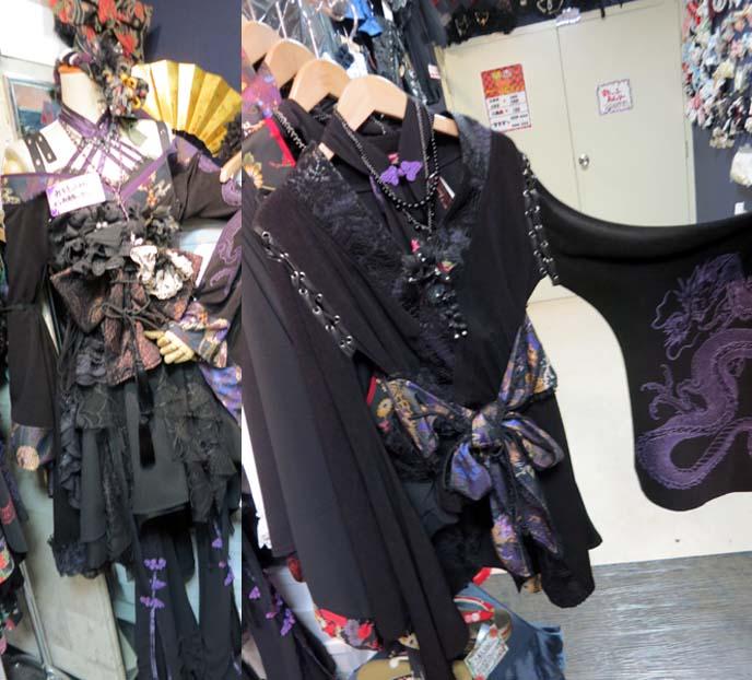wa lolita, japanese cyber clothes