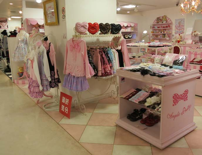 Pretty in pink clothing store Cheap clothing stores