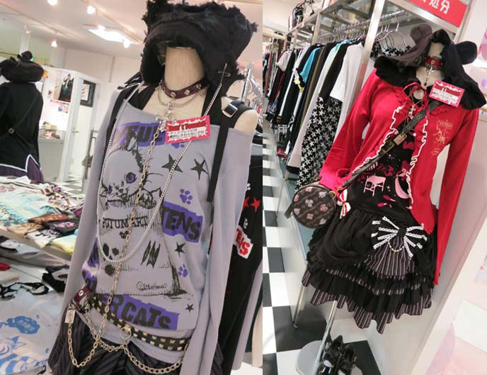 putumayo top, jrock clothes for sale, visual kei fashion