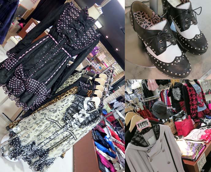 studded shoes, yokohama department store, vivre