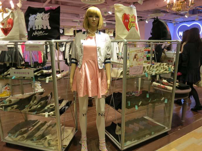 jpop fashion, electro clothing