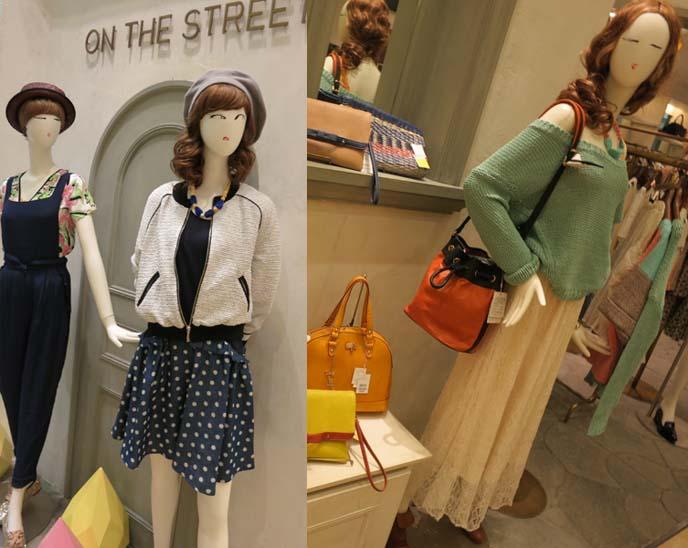 tokyo trendy womnen's fashion, japan style bloggers
