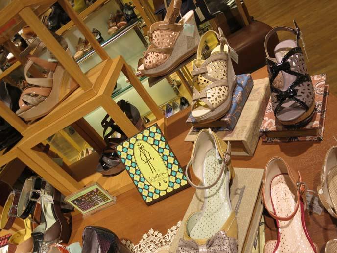 romantic shoes, cut out boots, japan footwear