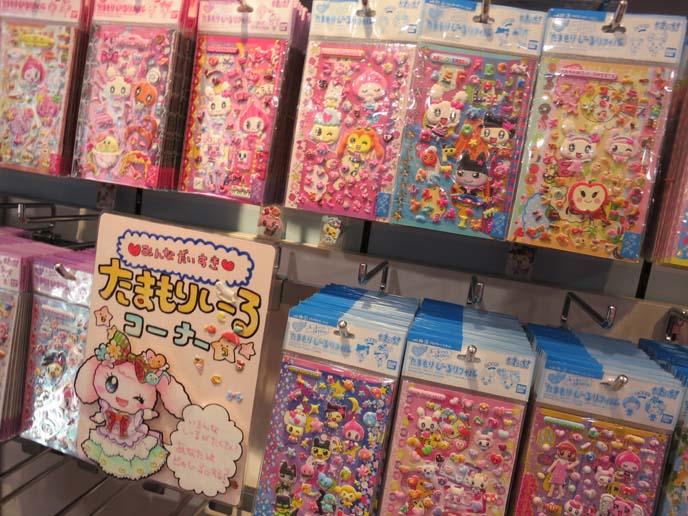 bunny stickers, kawaii japanese stickers