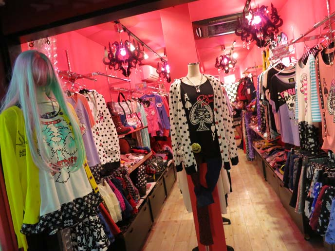 listen flavor, harajuku coolest stores, shopping, kawaii clothing