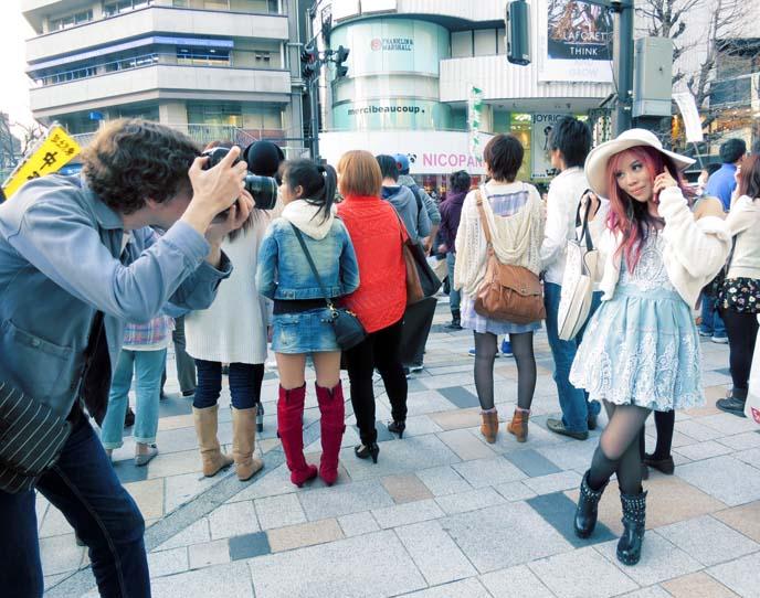 tokyo street style blog, japan photographer