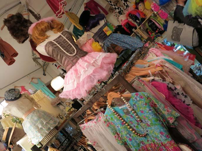 granny clothing, tokyo vintage store