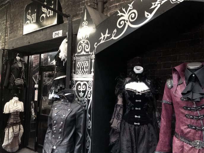 london camden market lolita store