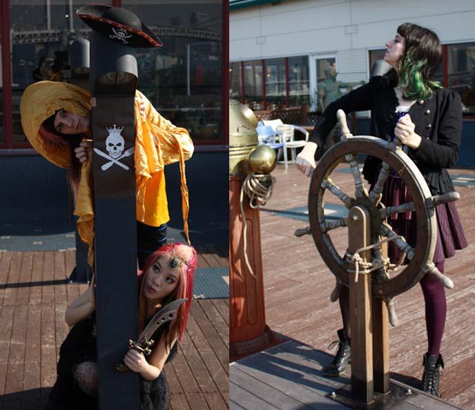 Steering Wheel Costume Ship Steering Wheel Pirate