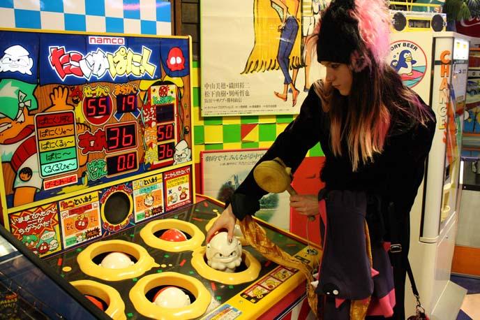 namco game, arcade games