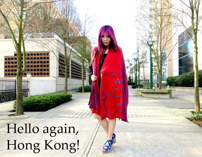 Back To Hong Kong Toro Mandycat Cute Clothes At K11 Art Mall Doraemon Fashion By Chocoolate