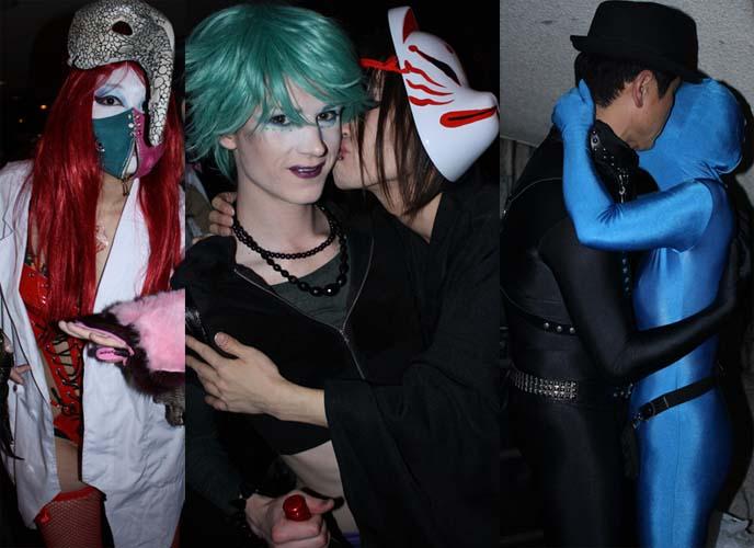 fetish gay party tokyo, japan crazy nightlife