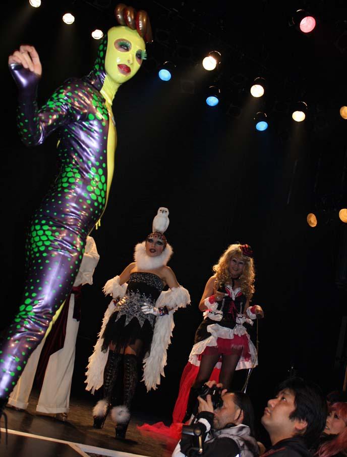 tokyo drag performances, drag shows