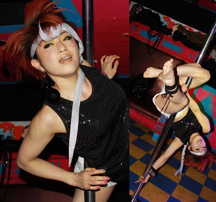 pole dancing inversions, asia pole dance