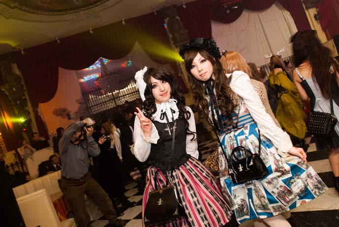 steampunk lolita, japanese lolitas