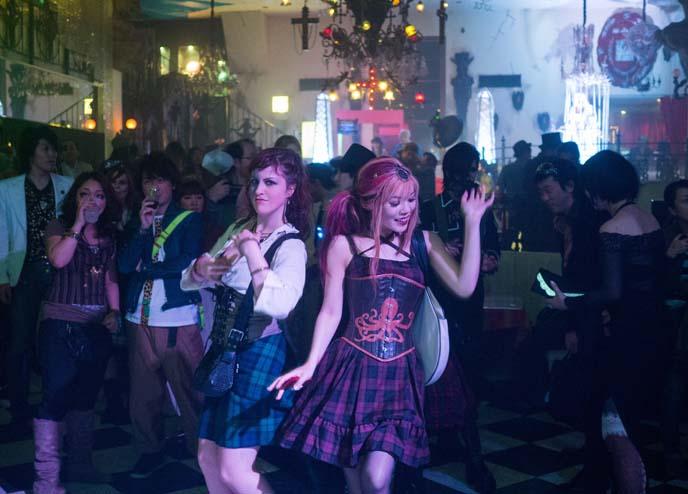 celtic fantasy party, dancing