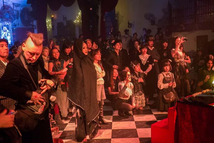 steam garden, steampunk club, tokyo
