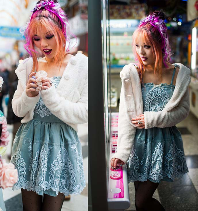liz lisa my melody dress, gyaru dress, 中野ブロードウェイ