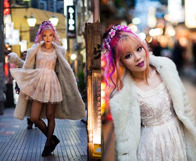 tokyo model, fruits fashion magazine