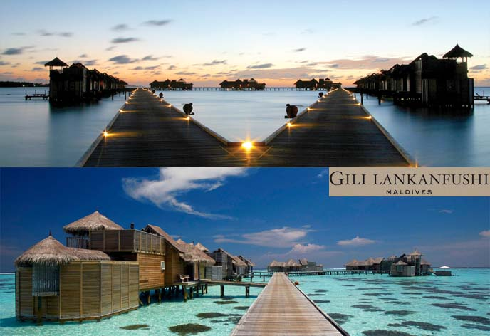 maldives resort, Gili Lankanfushi, best maldives hotels