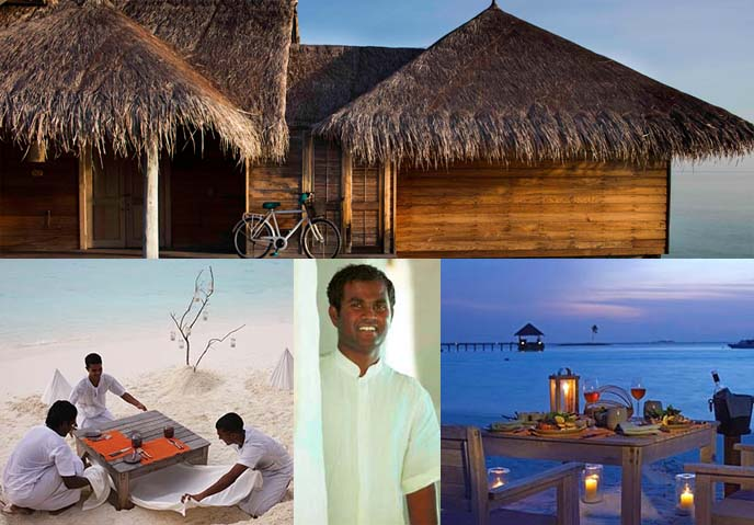 Maldives Island Resort, luxury hotels, Gili Lankanfushi
