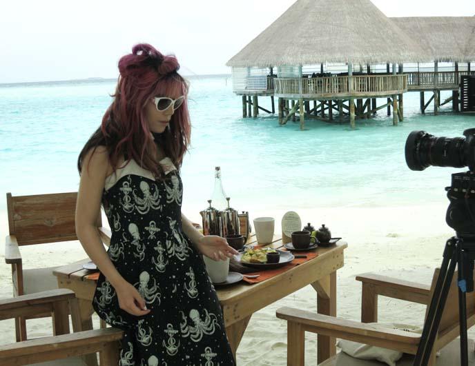 travel tv host, travel blogger, filming, vlogger
