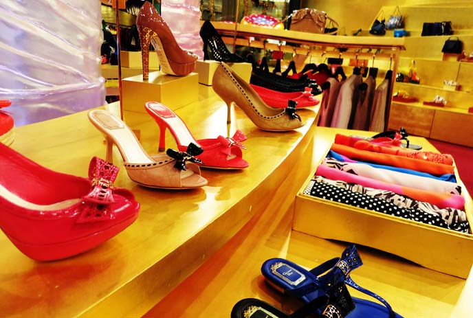 designer shoes, heels, dubai store
