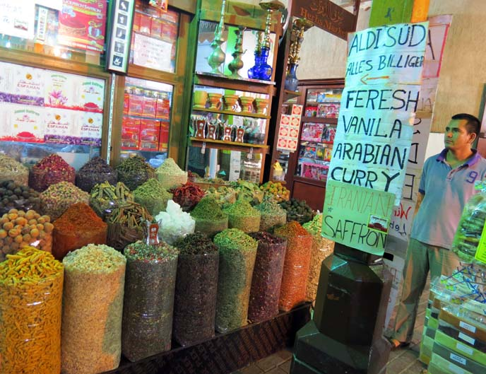 exotic spice market, souk spices sale