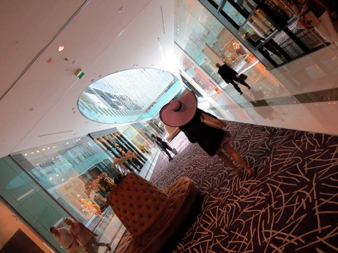 Dubai luxury designer clothing, shopping
