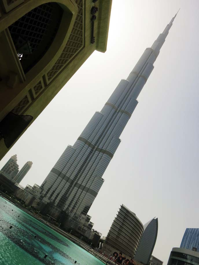 burj khalifa, highest building in the world, tallest tower