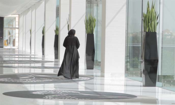 black robes abu dhabi, abaya