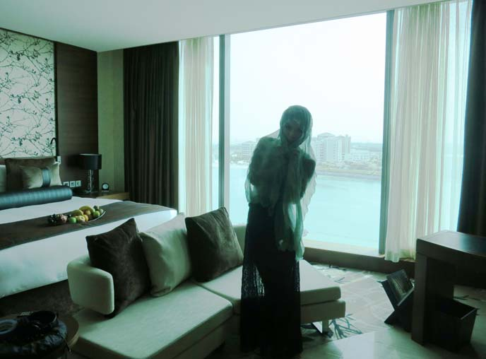 abu dhabi fairmont hotel, bab al bahr