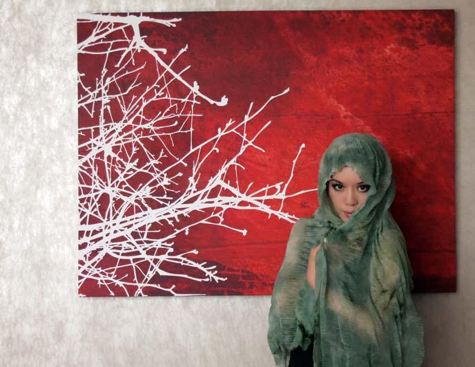 arabian gothic lolitas, veils