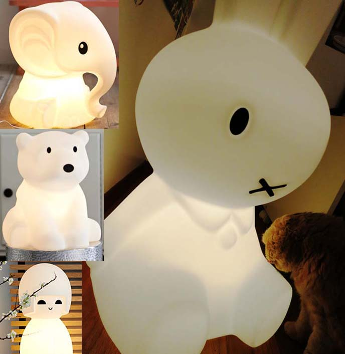Miffy Xl Lamp From Mr Maria Dutch Design Studio Cute