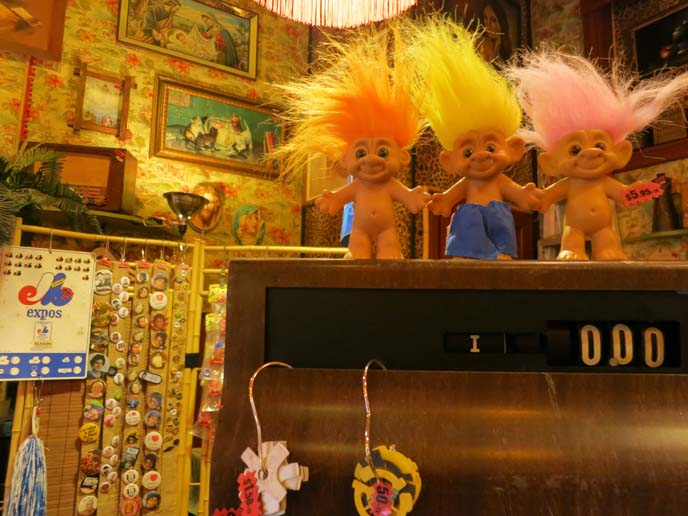 troll dolls, vintage toys