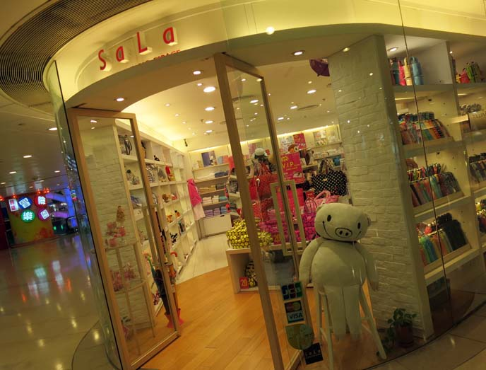 hong kong kawaii, sala store, accessories