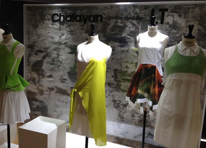 chalayan fashion, Hussein Chalayan dresses