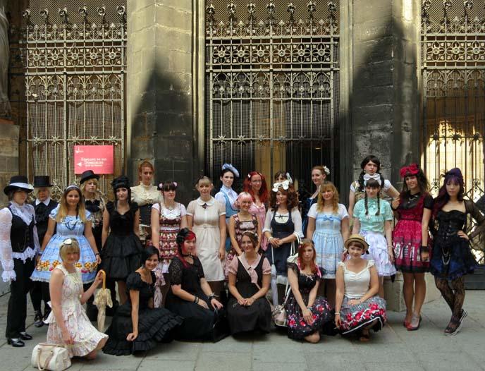 Lolita-Fashion Österreich, austrian lolitas