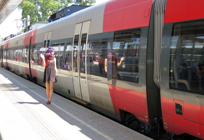 europe trains, eurail pass review