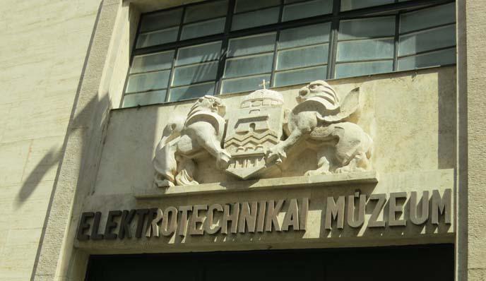 elektrotechnikal muzeum, electro technical museum budapest