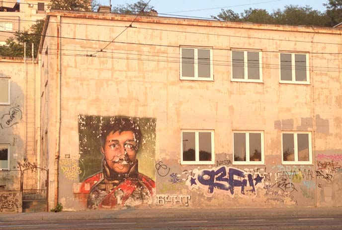 beograd graffiti, street art eastern europe