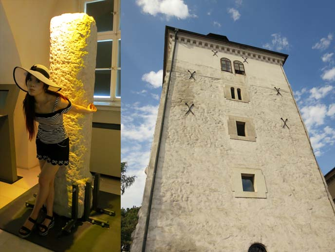 croatia witches prison, jail