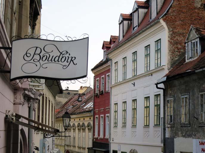 boudoir corsets, zagreb fashion