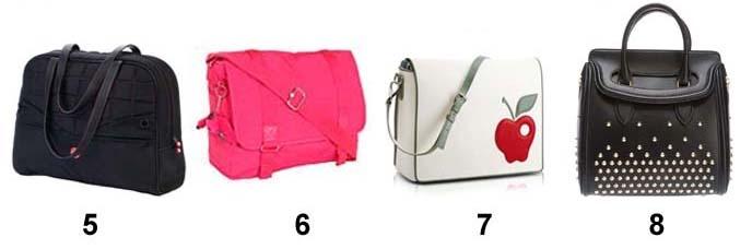 travel blogger packing list, designer suitcases